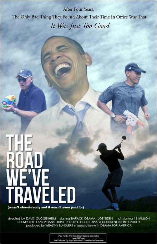 Obama Movie Poster